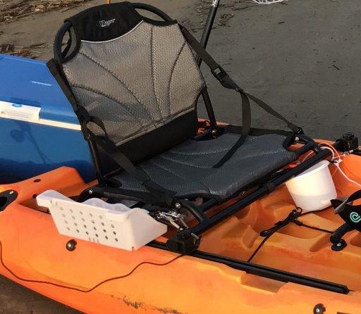 Riot kayaks マコ12 インパルスドライブ GET&初艤装♪