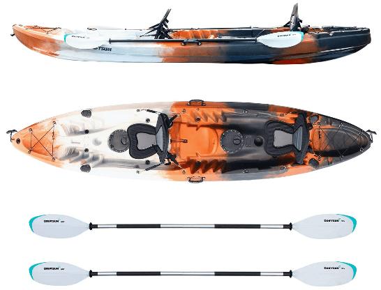 Driftsun(ドリフツン)Teton(ティトン) 120T