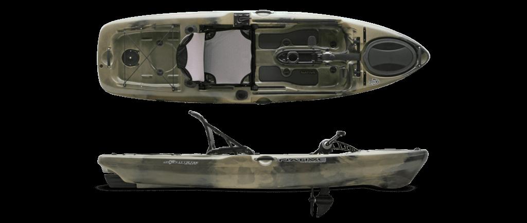 Native Watercraft(ネイティブウォータークラフト)スレイヤー プロペル10