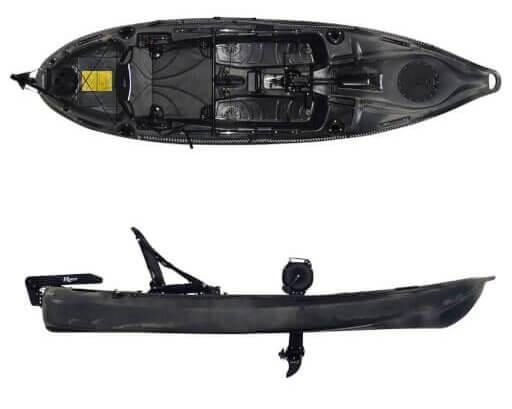 Riot Kayaks(ライオット カヤックス)マコ10 インパルスドライブ