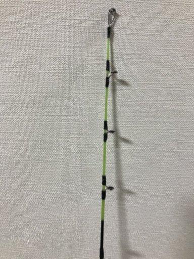 布袋竹とグラスソリッドで伊勢海老竿を作ろう♪【リールシートやロッドガイドの取付編】